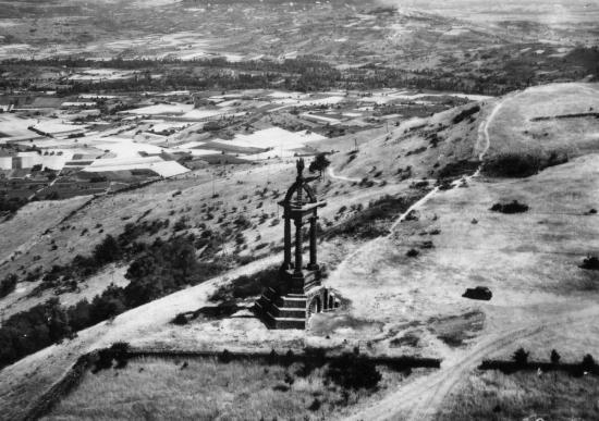 1982 07 10 plateau de Gergovie près de Clermont-Ferrand