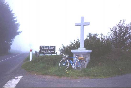 1993 05 04 le col de la croix cazard 865 m