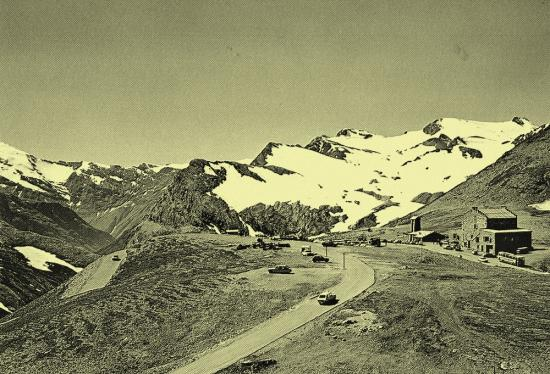 col de l'iseran 2770 m