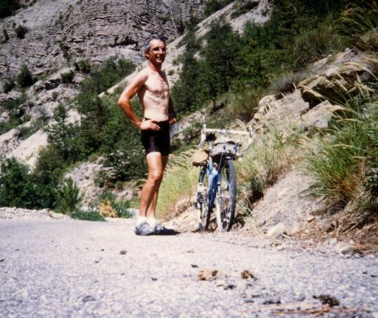 il faisait très chaud en juillet 1992 dans les alpes maritimes