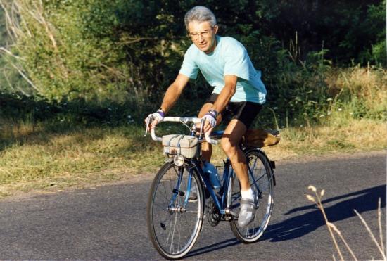 août 1991 à la semaine fédérale au Puy en velay