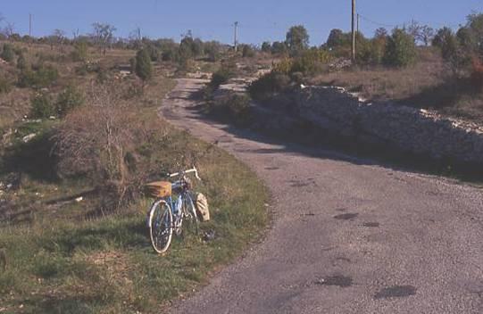 pâques 1990 en Ardèche