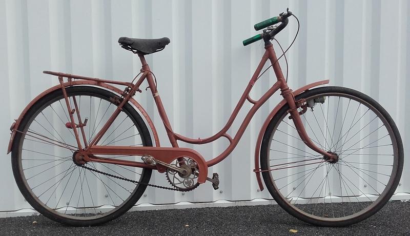 sports shoes 16e0f 2a0fc Composants et pièces de vélo Articles de cyclisme et vélo vélo ancien  AUTOMOTO rouillé.