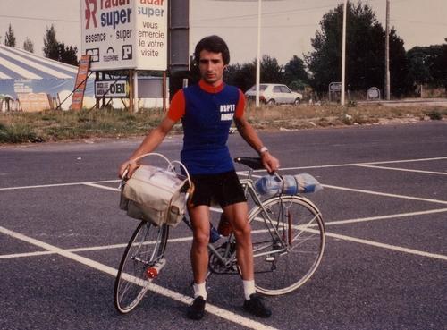 Le 12 août 1981 au départ à La Baule