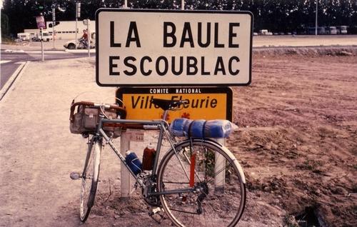 départ de La Baule