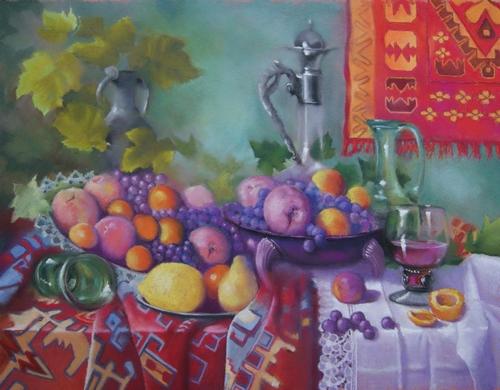 Loïc Balande artiste peintre